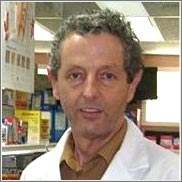 Gaston Champagne, pharmacien
